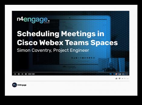 N4Engage Video Mockup_Scheduling Meetings